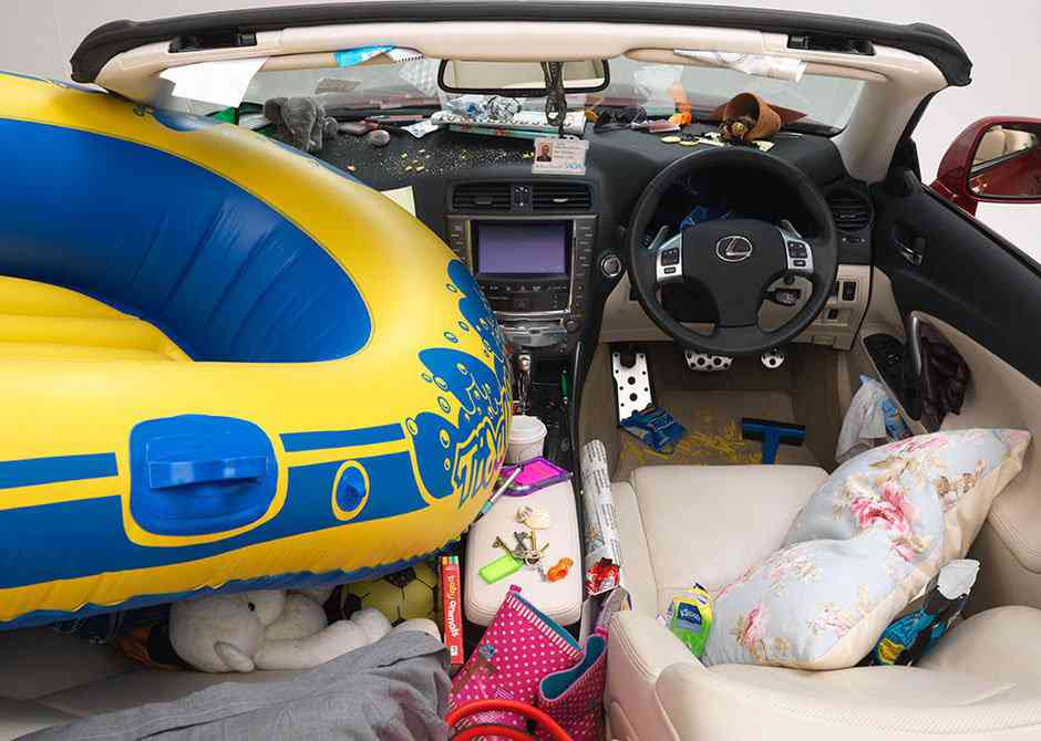 94958c145efce5fcd550d47cb7c86acb Carro sujo: Você não vai acreditar no grau de imundície desse carro!