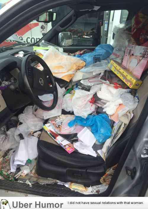 VmenIK6 Carro sujo: Você não vai acreditar no grau de imundície desse carro!
