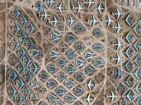 airplane graveyard 1 Cemiterios esquisitos