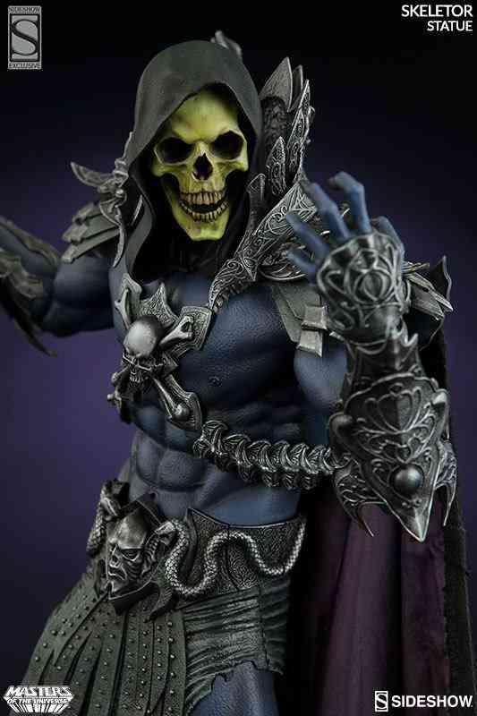 skeletor statue by sideshow collectibles 11 Recasting e o caminho sem volta rumo à desgraça