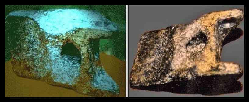 cunha de alumínio de Aiud romenia 3 A misteriosa cunha: Será uma evidência extraterrestre?