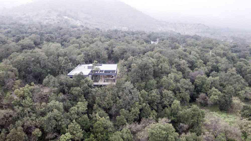 0 1da3e1 379626ef orig Uma bela casa nas montanhas do Chile