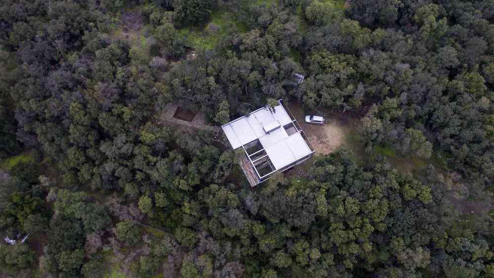 0 1da3e4 e4a003eb orig Uma bela casa nas montanhas do Chile