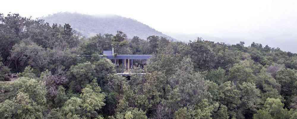 0 1da3e6 17002403 orig Uma bela casa nas montanhas do Chile