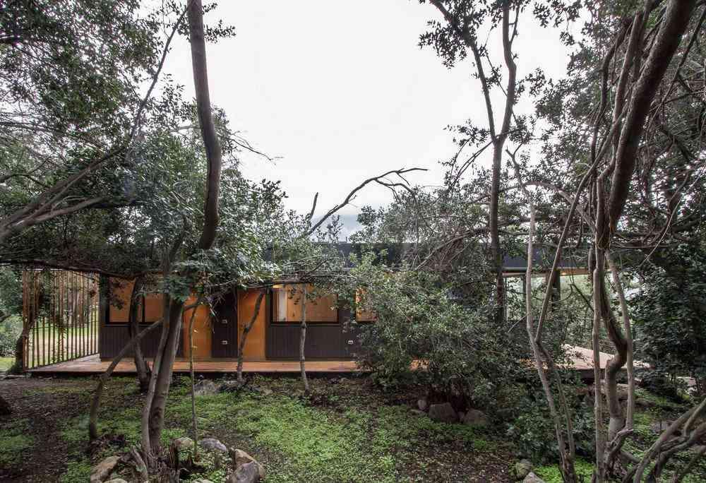 0 1da3e8 583e99b4 orig Uma bela casa nas montanhas do Chile