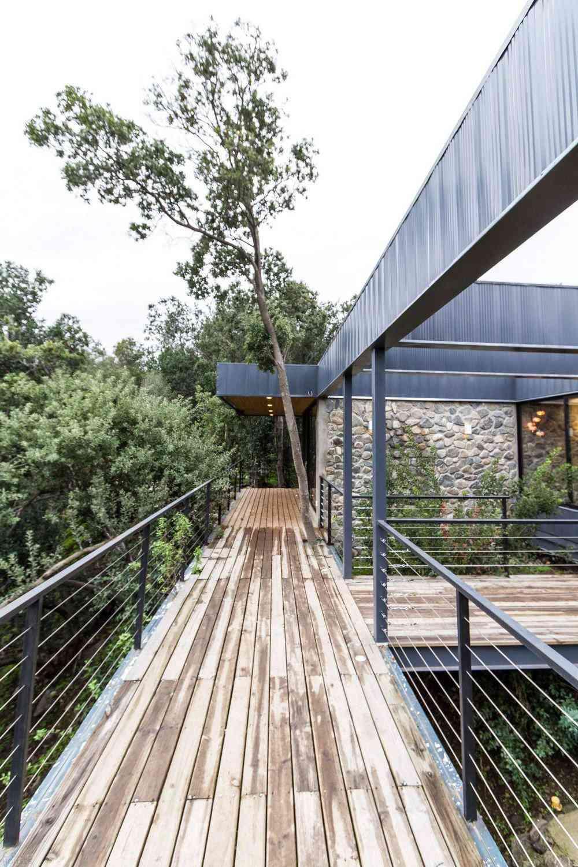 0 1da3f1 1463c1e1 orig Uma bela casa nas montanhas do Chile