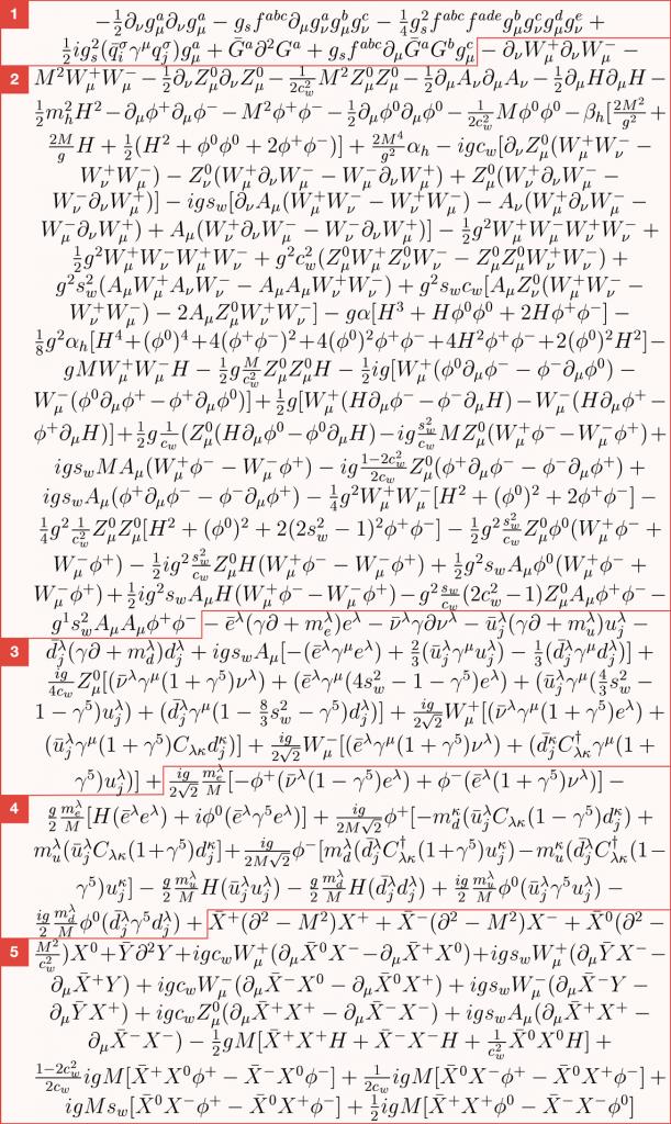 eqgeral 611x1024 A equação mestra do Universo