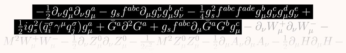 section 1 A equação mestra do Universo