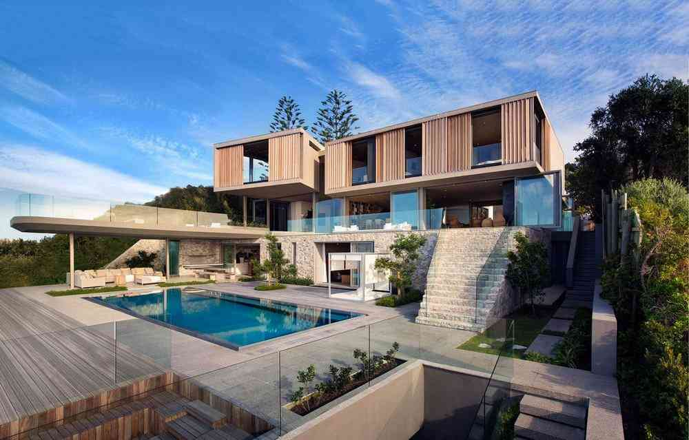 0 1ddc2c a8d1f824 orig Uma casa com vista para o mar na África do Sul