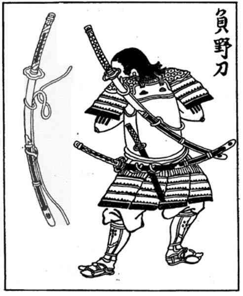 A Japanese Edo period Norimitsu Odachi: Quem foi o dono dessa enorme espada japonesa do século 15?