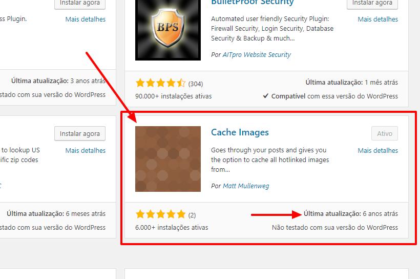 Instalar plugins ‹ Mundo Gump — WordPress Consegui resolver a sacanagem do Photobucket. Veja como fazer!