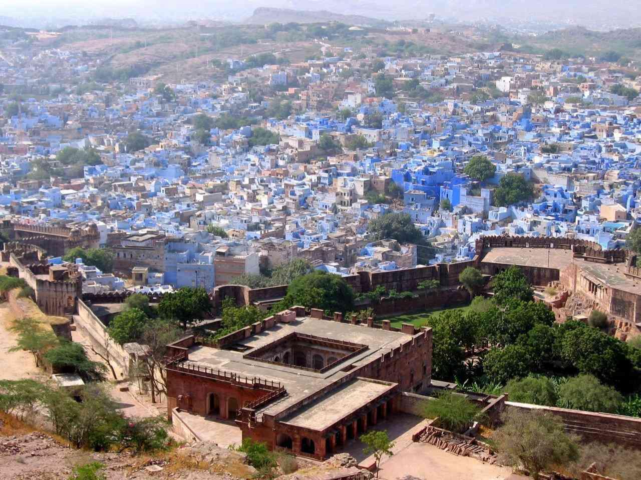 0 cb323 2a5f0287 orig A cidade azul da Índia