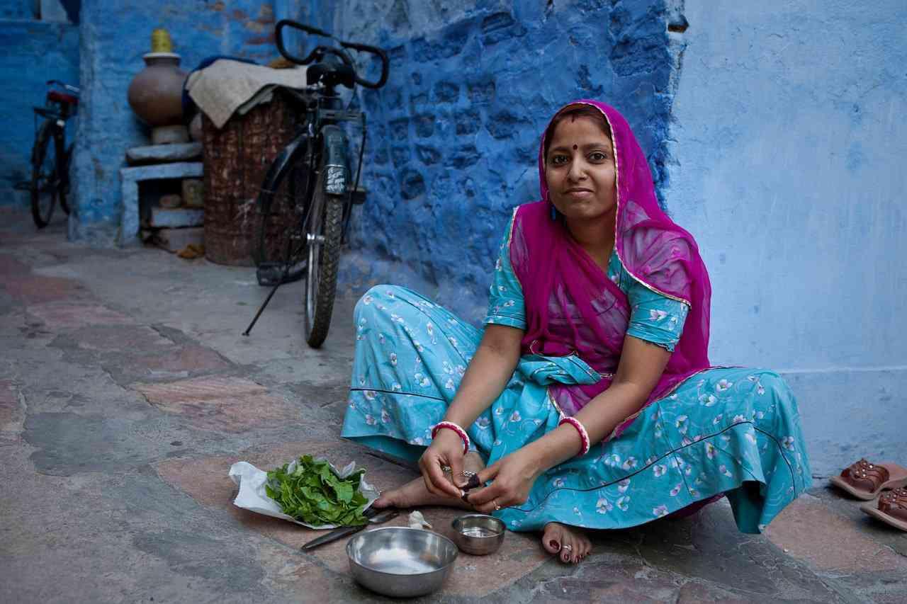0 cb324 927e188 orig A cidade azul da Índia