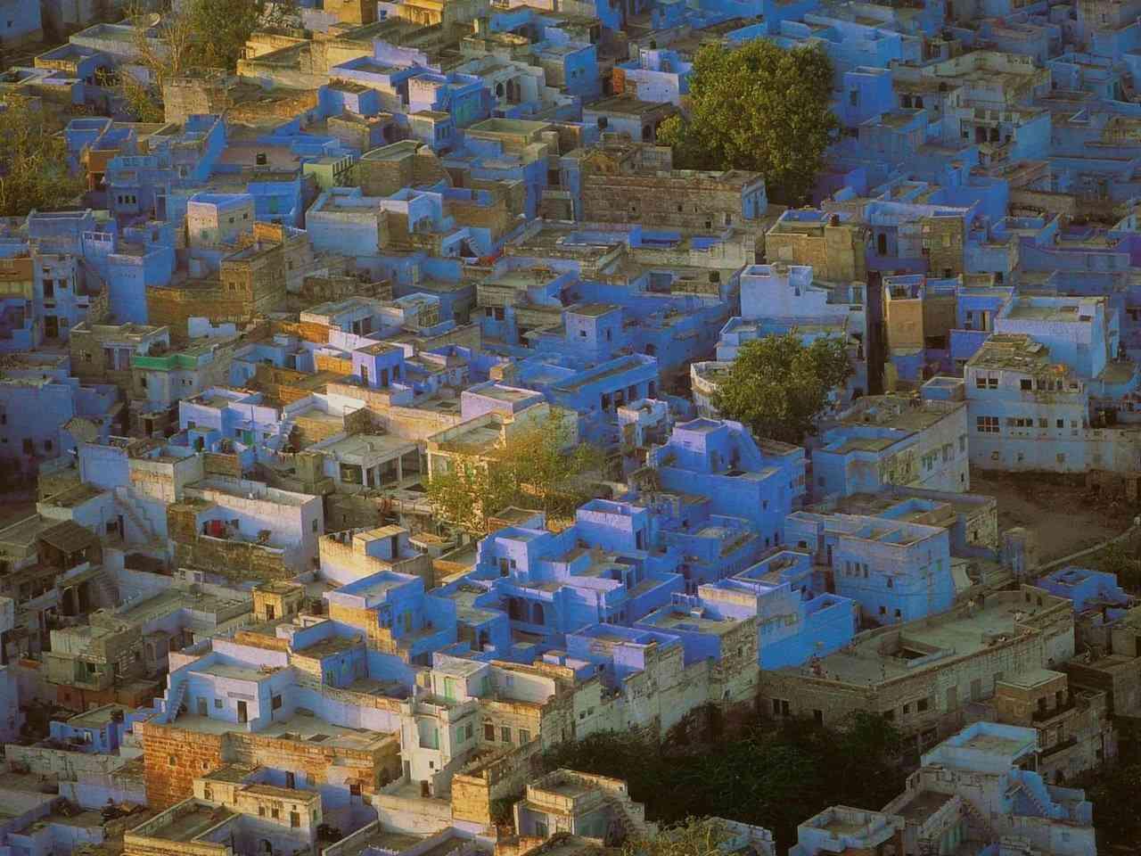 0 cb326 e7b17adb orig A cidade azul da Índia