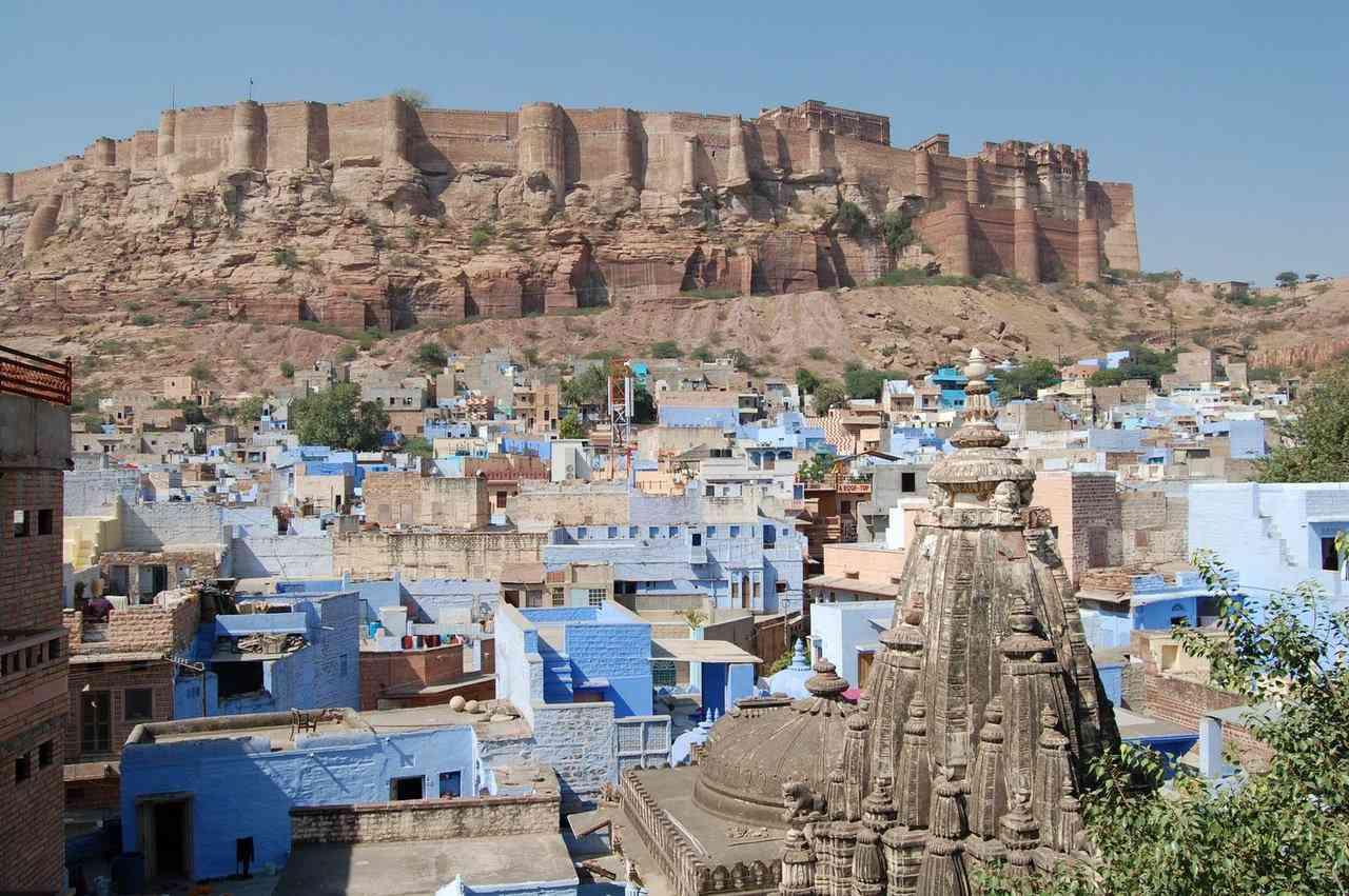 0 cb329 549f76d0 orig A cidade azul da Índia