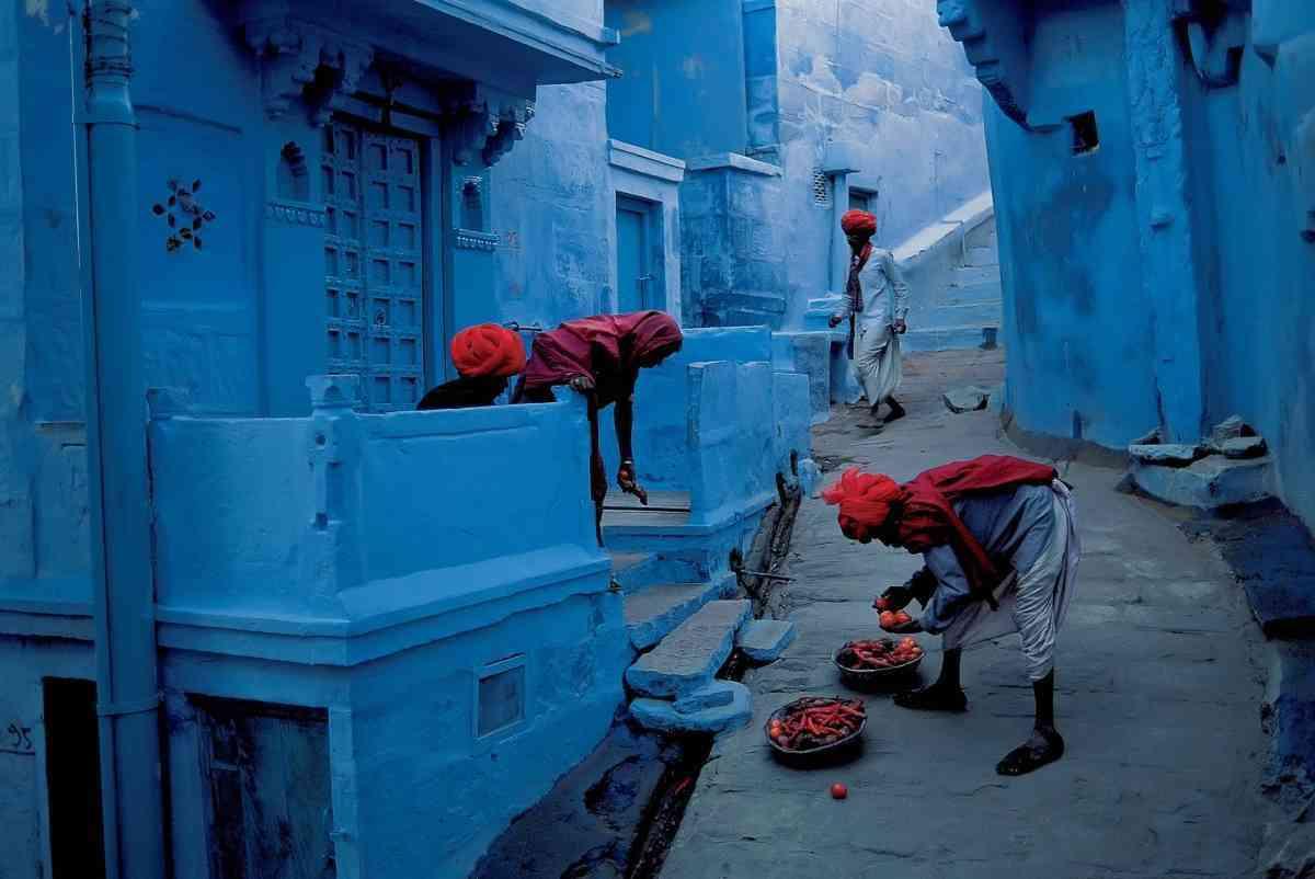 0 cb32b f52d00a6 orig 1 A cidade azul da Índia