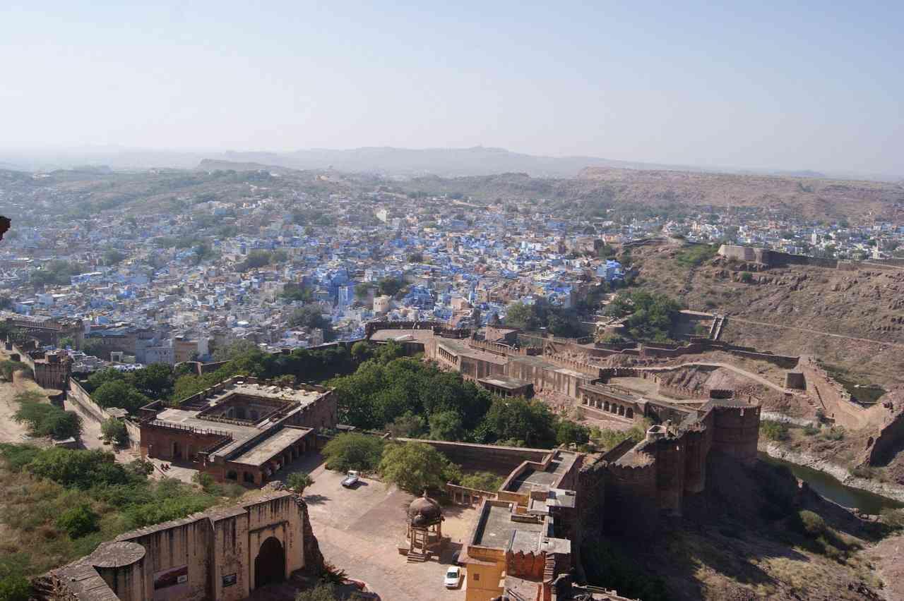 0 cb32c e364f9b0 orig A cidade azul da Índia