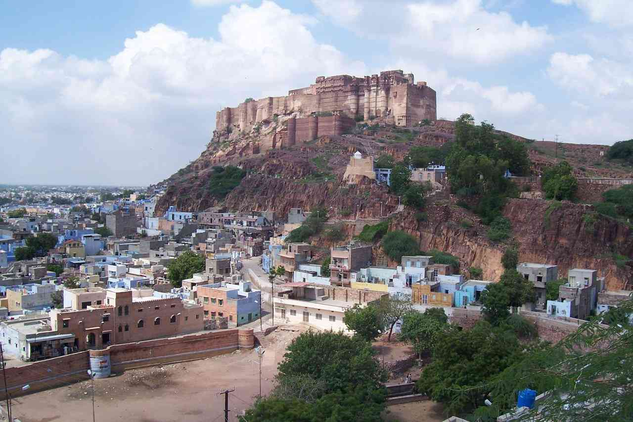 0 cb32d 751e086b orig A cidade azul da Índia
