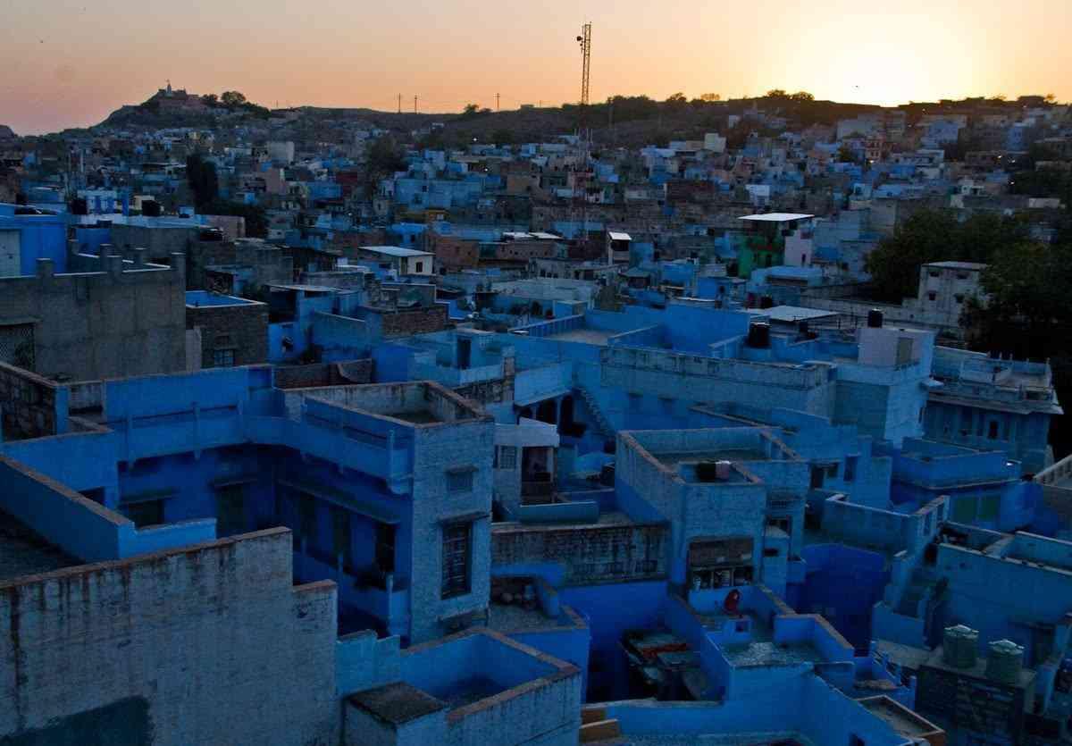 0 cb32f 1b0b0143 orig A cidade azul da Índia