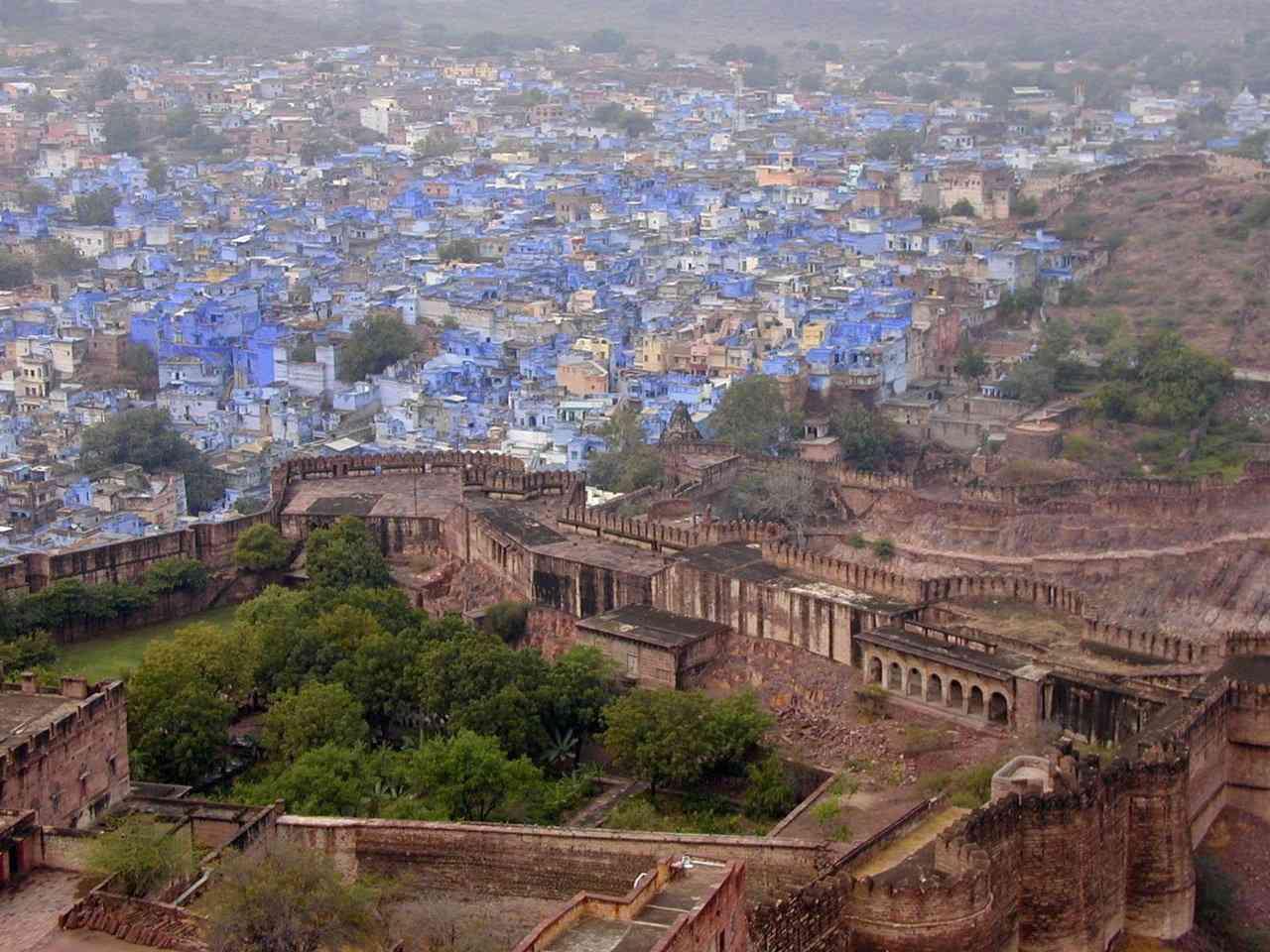 0 cb331 9bcfdaa9 orig A cidade azul da Índia