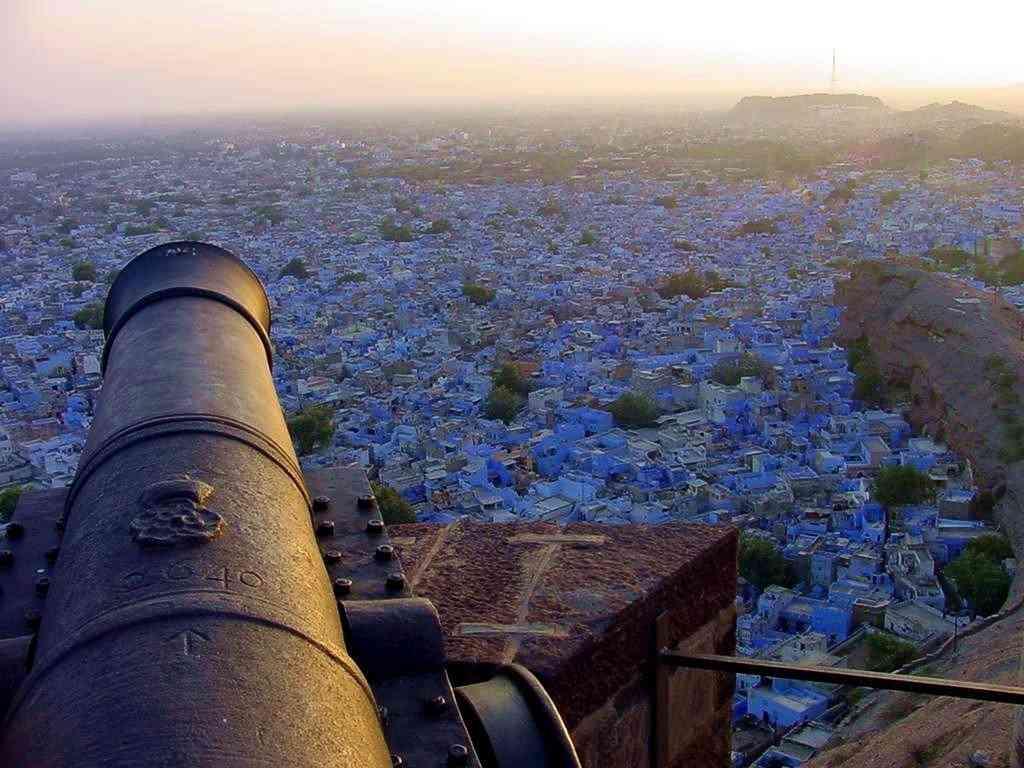 0 cb332 5652878b orig A cidade azul da Índia