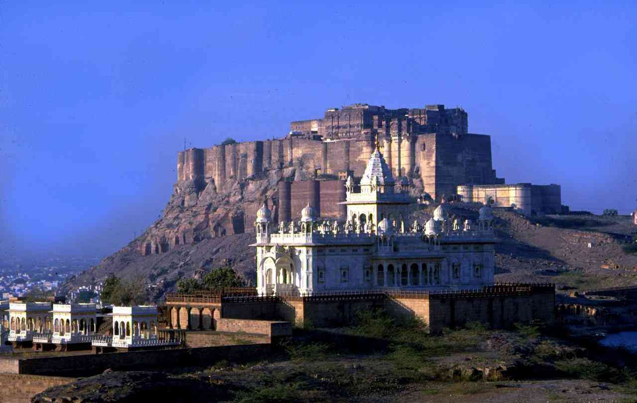 0 cb335 69d1f344 orig A cidade azul da Índia