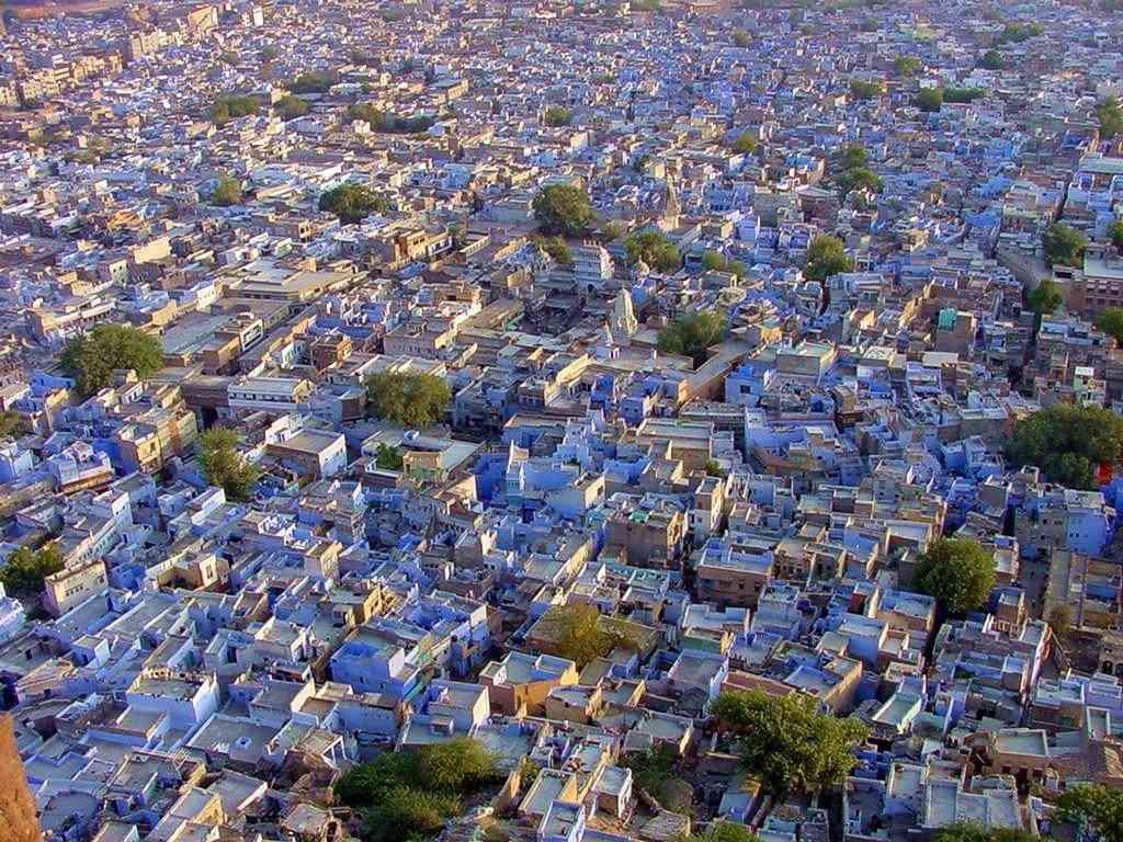 0 cb337 24c26b28 orig A cidade azul da Índia