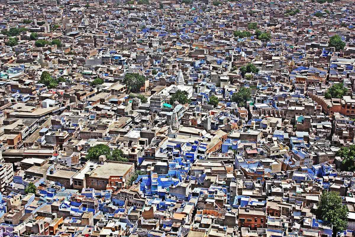 0 cb339 31160e1f orig A cidade azul da Índia