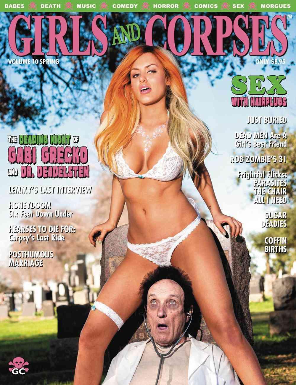 0 1e8d86 40c2fd16 orig Nicho é tudo: Revista de fotos eróticas com zumbis faz sucesso