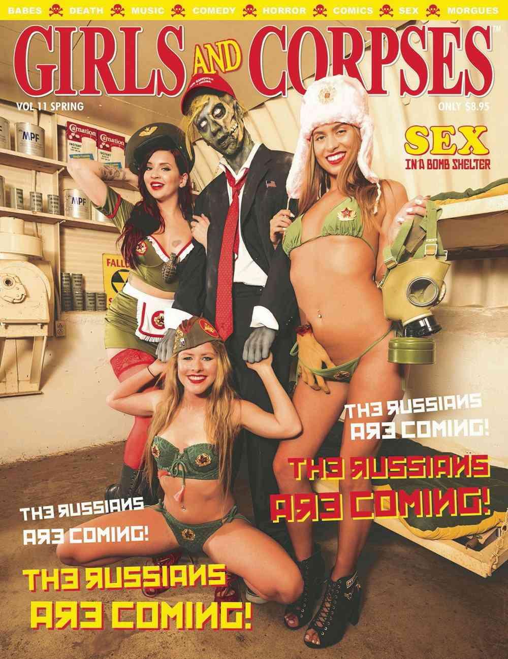 0 1e8d88 8652ca3 orig Nicho é tudo: Revista de fotos eróticas com zumbis faz sucesso