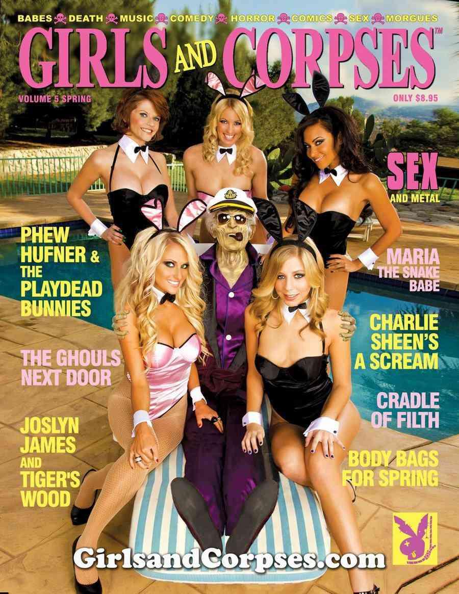 0 1e8d91 a2373cb0 orig Nicho é tudo: Revista de fotos eróticas com zumbis faz sucesso