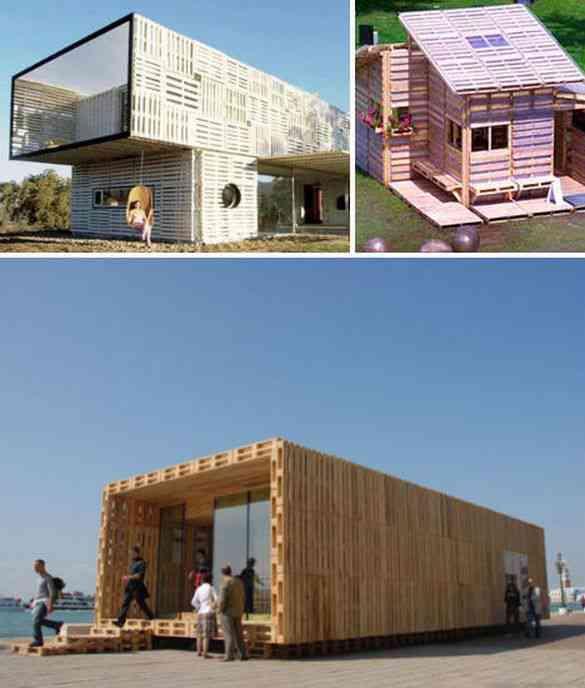 211258c271555cb7e62b9dc464ad701e recycled house pallet house Ideias sensacionais para fazer com pallets e caixas de madeira velha