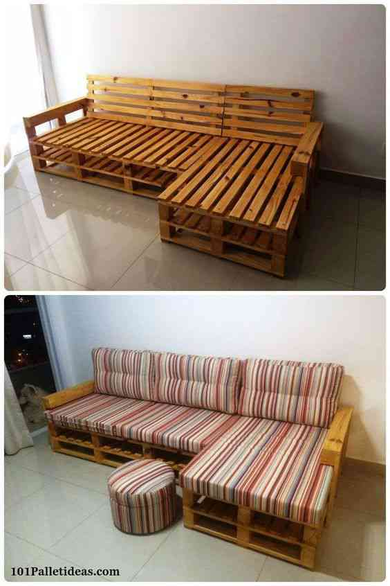 8fcde718f4d0196a0dc294a74b1b24ec Ideias sensacionais para fazer com pallets e caixas de madeira velha
