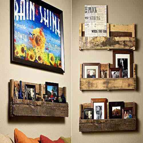 Pallet 6 Ideias sensacionais para fazer com pallets e caixas de madeira velha