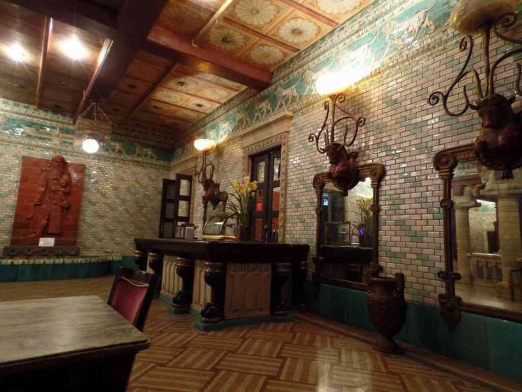 theatro municipal rio de janeiro salao assyrio restaurante bar 1024x768 O curioso salão secreto do Theatro Municipal