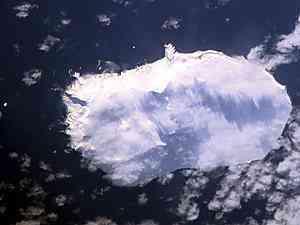 bouvet island O misterioso Incidente Vela
