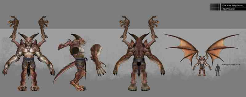 046 realsize Ultra gump blaster mega pack ultimate post de monstros 6