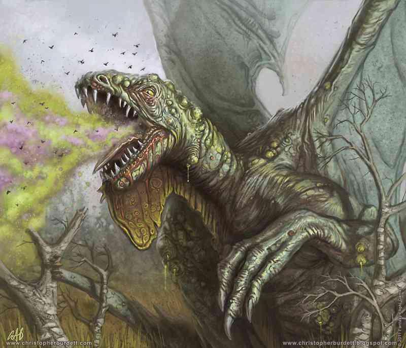 06 The Dragons Plague Dragon Ultra gump blaster mega pack ultimate post de monstros 6