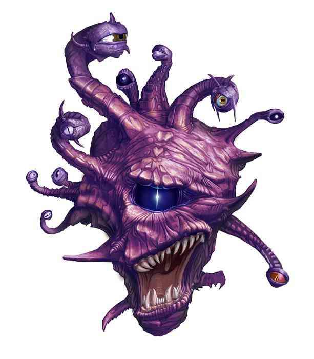 1 beholder purple WIP jpg Ultra gump blaster mega pack ultimate post de monstros 6