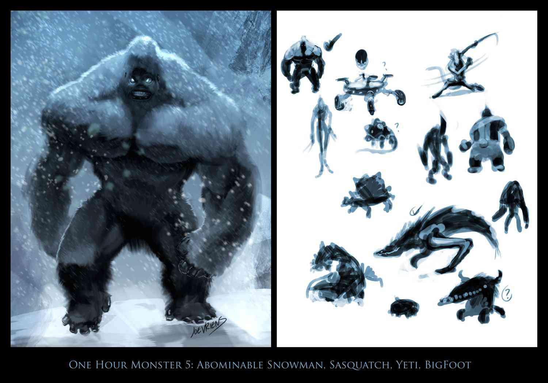 1 hour monster5 post Ultra gump blaster mega pack ultimate post de monstros 6