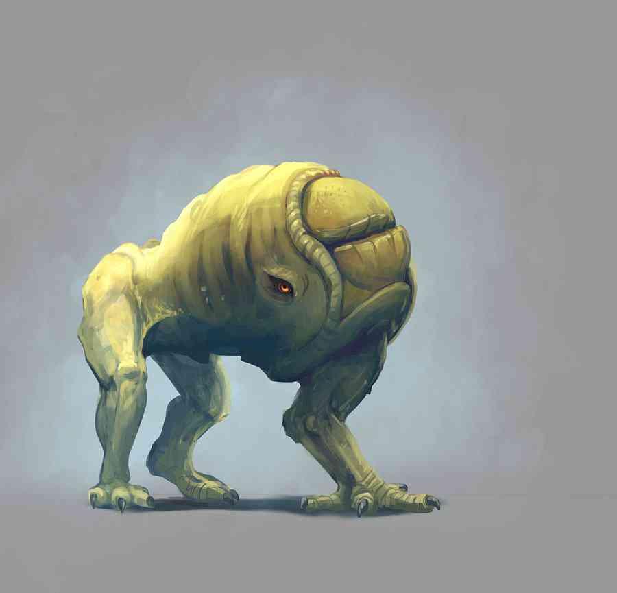 2012 04 03 daily monster 1ii Ultra gump blaster mega pack ultimate post de monstros 6