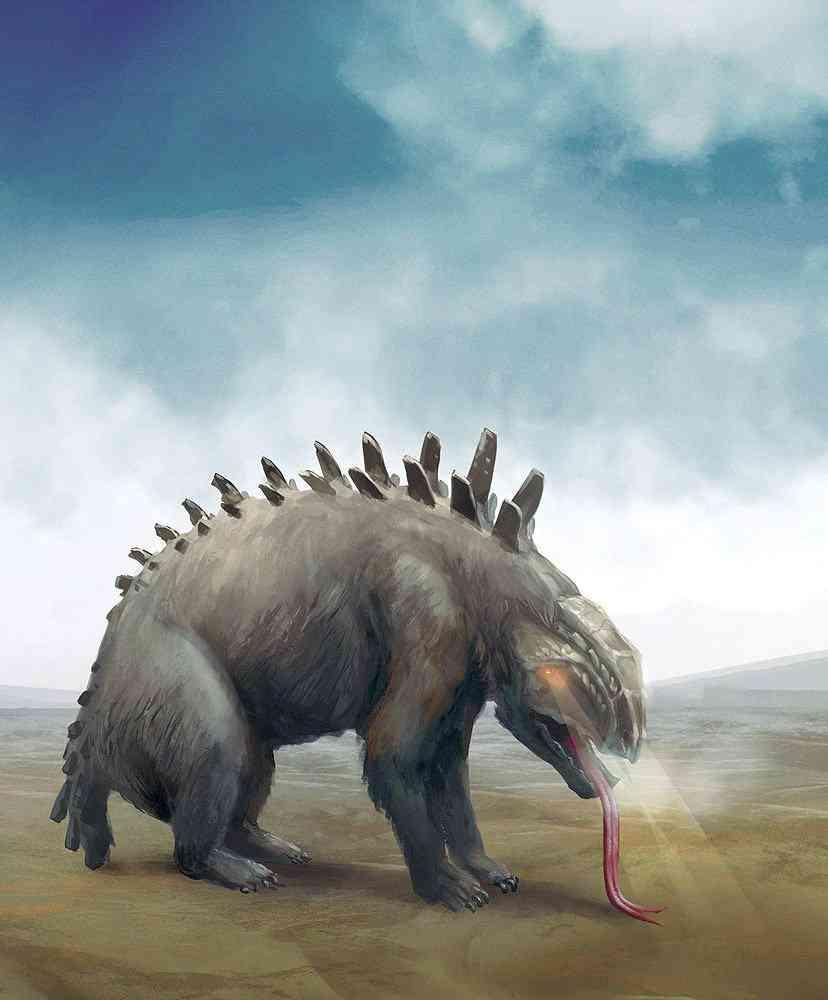 2012 09 01 daily monster 1v Ultra gump blaster mega pack ultimate post de monstros 6