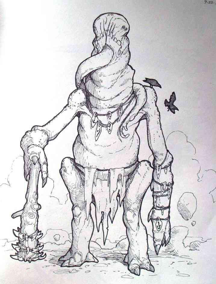 276 alien ogre Ultra gump blaster mega pack ultimate post de monstros 6