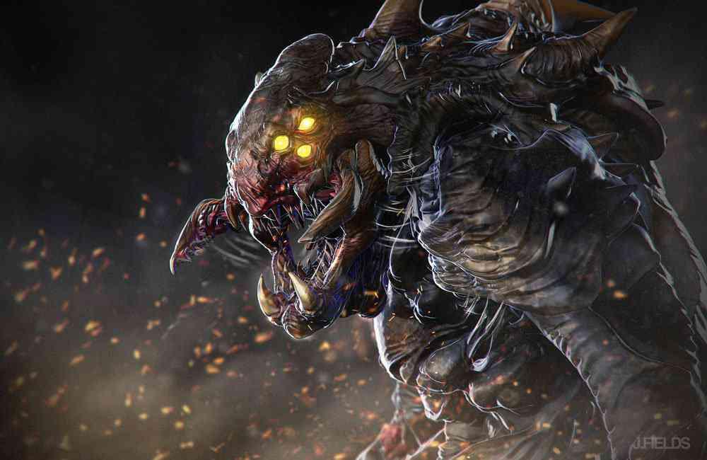 3dartistcover Render3 Ultra gump blaster mega pack ultimate post de monstros 6