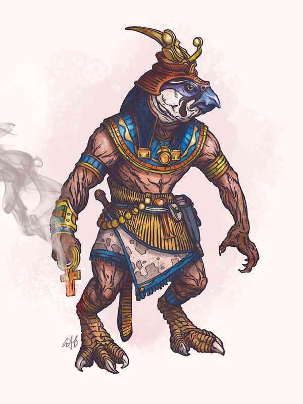 Alien Races Horusians FINAL Ultra gump blaster mega pack ultimate post de monstros 6