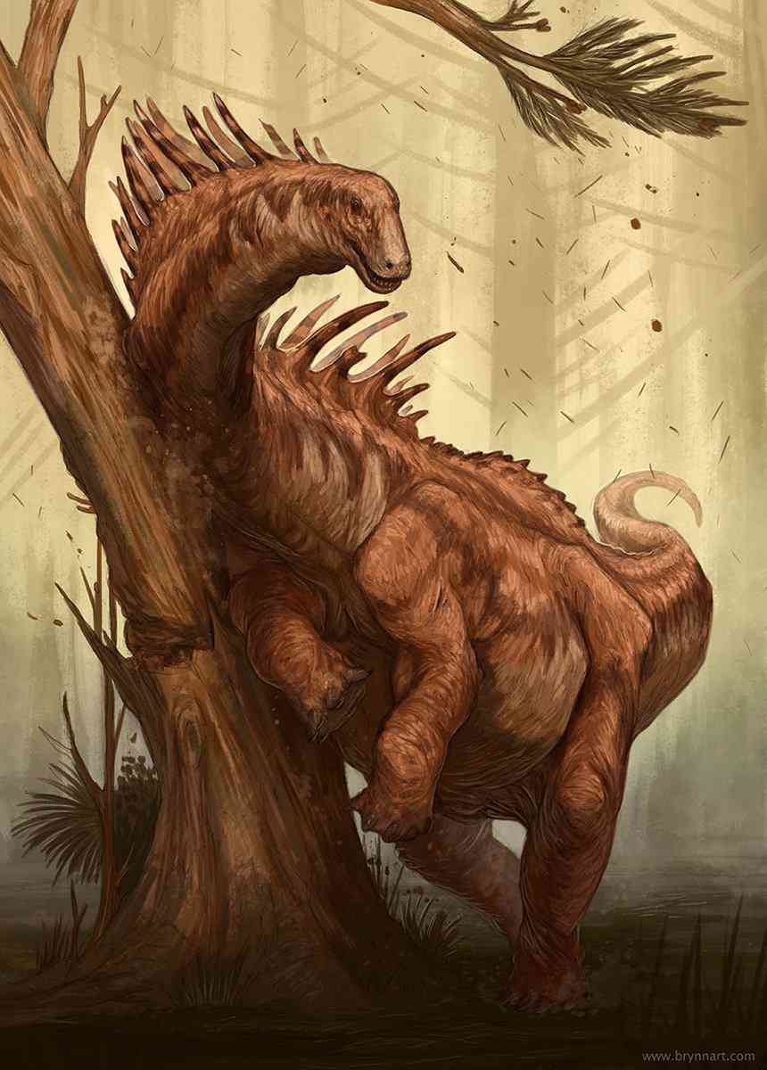 Amargasaurus by BrynnMetheney Ultra gump blaster mega pack ultimate post de monstros 6
