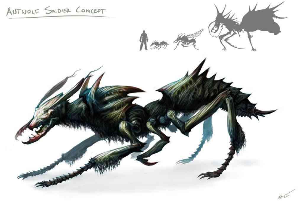 Antwolf SoldierNG Ultra gump blaster mega pack ultimate post de monstros 6