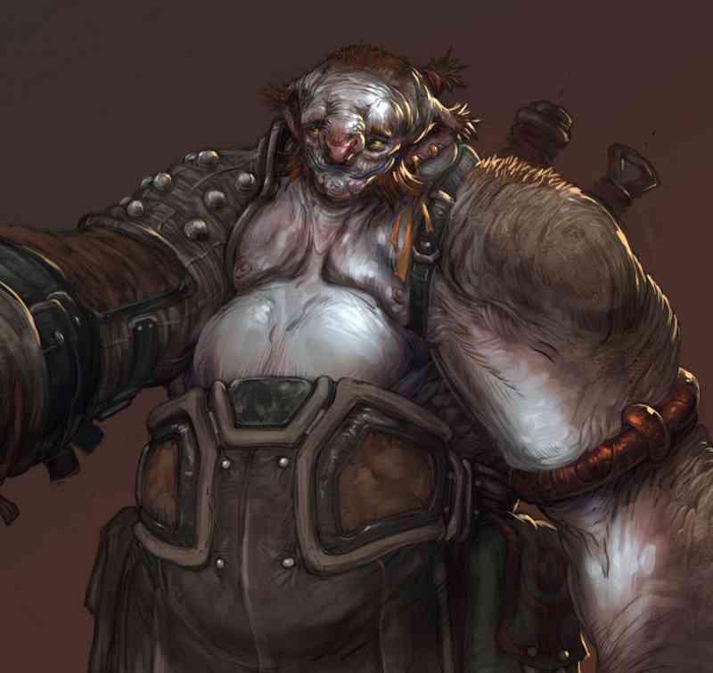 BigGuy cropped vrams Ultra gump blaster mega pack ultimate post de monstros  5
