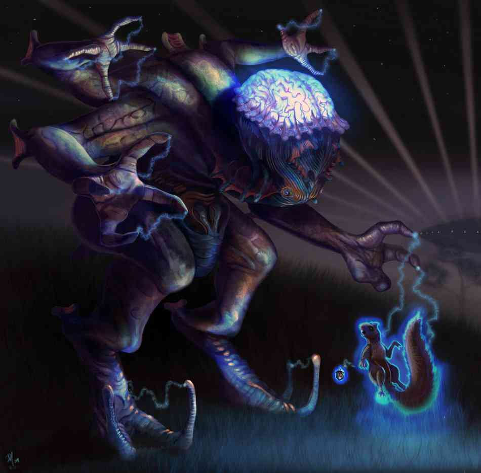 Brain case final web Ultra gump blaster mega pack ultimate post de monstros  5