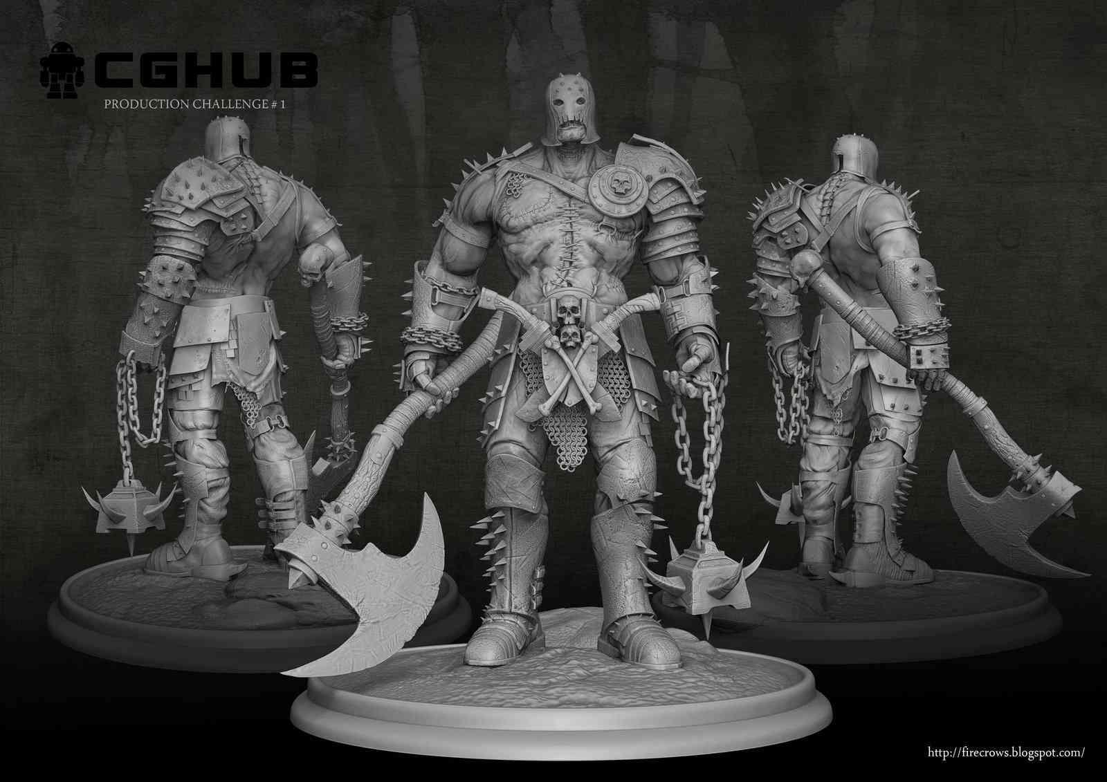 CG Hub comp Model by firecrow78 Ultra gump blaster mega pack ultimate post de monstros  5